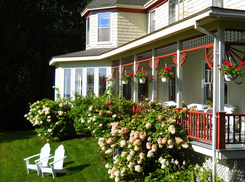 Bed And Breakfast For Sale In Camden Maine